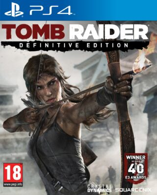 TOMB RAIDER – DEFINITIVE EDITION – PS4