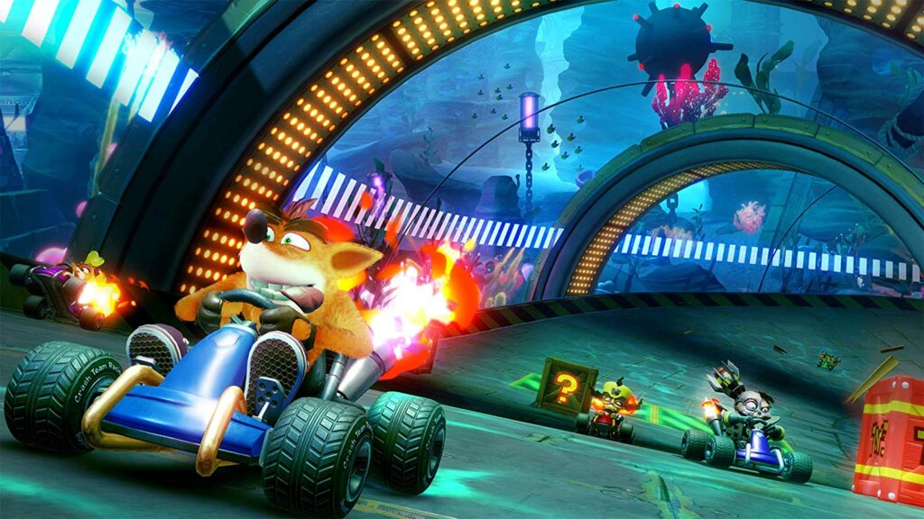 CRASH TEAM RACING NITRO FUELED S01