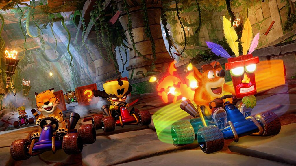 CRASH TEAM RACING NITRO FUELED S02
