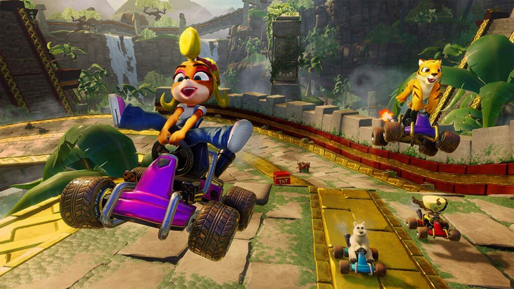 CRASH TEAM RACING NITRO FUELED S03
