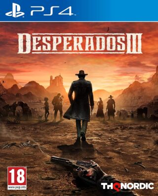 DESPERADOS III – PS4