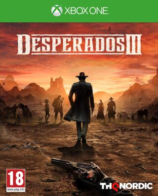 DESPERADOS III – Xbox One