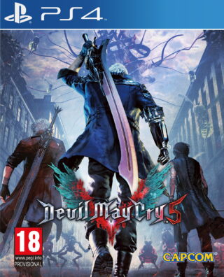 DEVIL MAY CRY 5 – PS4