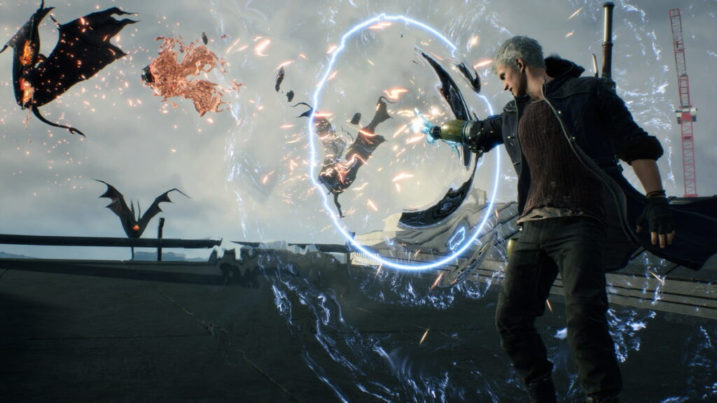DEVIL MAY CRY 5 S03