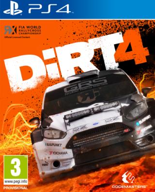 DIRT 4 – PS4