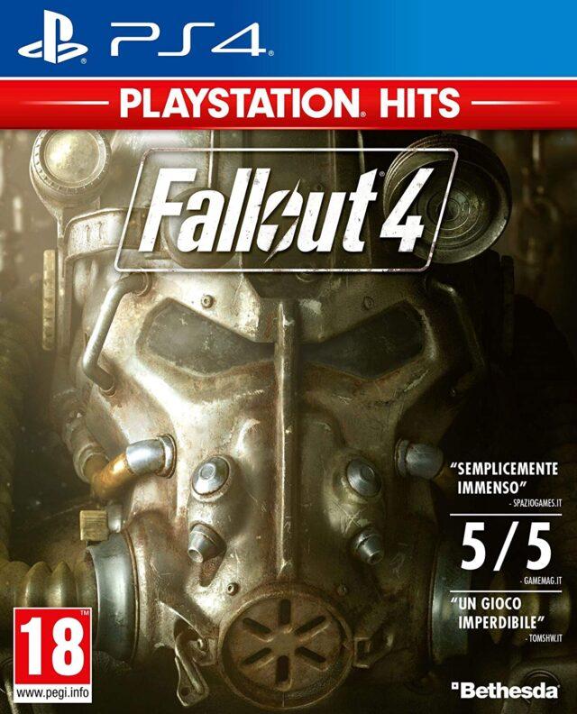 FALLOU 4 PLAYSTATION HITS PS4