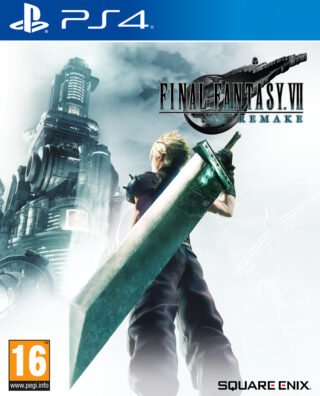 FINAL FANTASY VII REMAKE – PS4