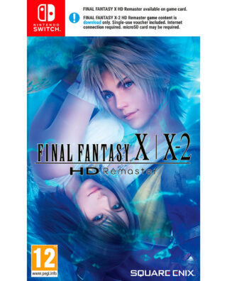 FINAL FANTASY X / X-2 HD – Nintendo Switch