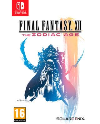 FINAL FANTASY XII THE ZODIAC AGE – Nintendo Switch