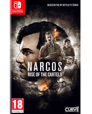 NARCOS RISE OF THE CARTELS – Nintendo Switch