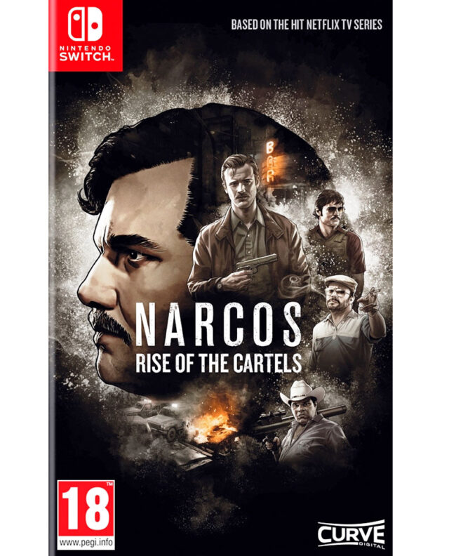 NARCOS RISE OF THE CARTELS NTS