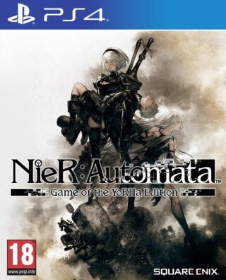 NIER AUTOMATA – GAME OF THE YORHA EDITION – PS4