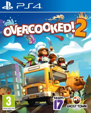 OVERCOOKED! 2 – PS4