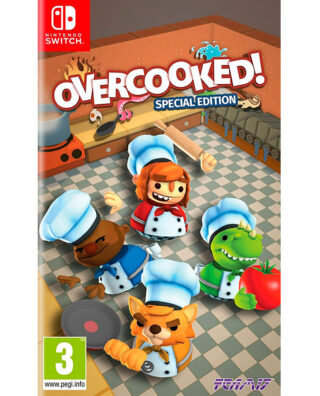 OVERCOOKED! SPECIAL EDITION – Nintendo Switch