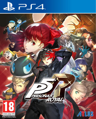 PERSONA 5 ROYAL – PS4