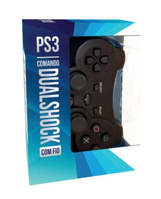 COMANDO COM FIO PS3