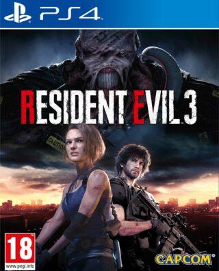RESIDENT EVIL 3 – PS4
