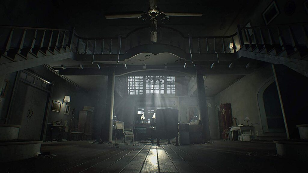 RESIDENT EVIL 7 BIOHAZARD PS HITS PS4