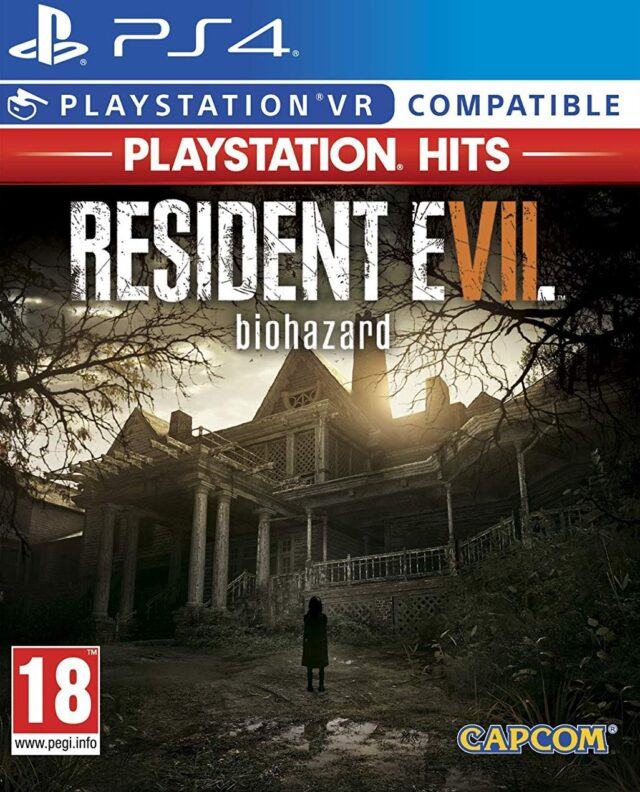 RESIDENT EVIL 7 BIOHAZARD – PLAYSTATION HITS – PS4
