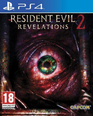 RESIDENT EVIL REVELATIONS 2 – PS4