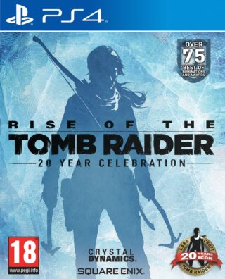 RISE OF THE TOMB RAIDER: 20 YEAR CELEBRATION – PS4