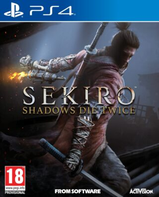 SEKIRO SHADOWS DIE TWICE – PS4