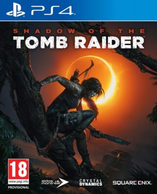 SHADOW OF THE TOMB RAIDER – PS4