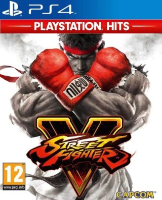 STREET FIGHTER V – PLAYSTATION HITS – PS4
