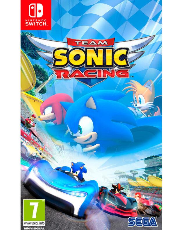 TEAM SONIC RACING – Nintendo Switch