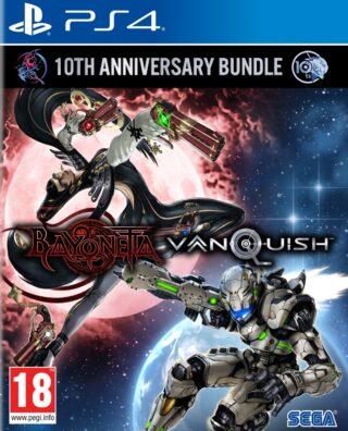 BAYONETTA / VANQUISH 10TH ANNIVERSARY – PS4