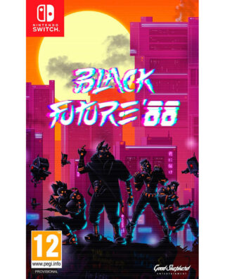 BLACK FUTURE 88 – Nintendo Switch