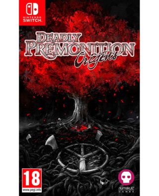 DEADLY PREMONITION STANDARD EDITION – Nintendo Switch