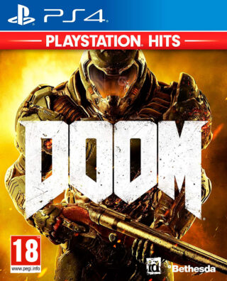 DOOM – PLAYSTATION HITS – PS4