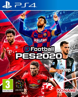 EFOOTBALL PES 2020 – PS4