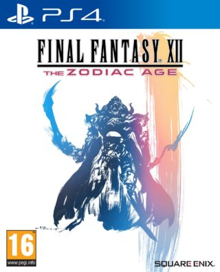 FINAL FANTASY XII THE ZODIAC AGE – PS4