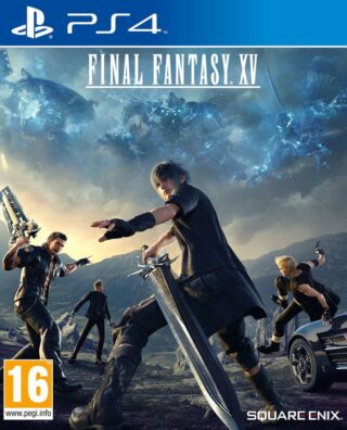 FINAL FANTASY XV – PS4