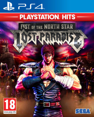 FIST OF THE NORTH STAR – PLAYSTATION HITS – PS4