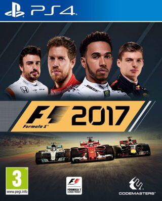 FORMULA 1 2017 – PS4