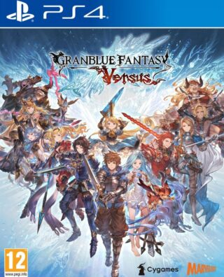 GRANBLUE FANTASY VERSUS – PS4