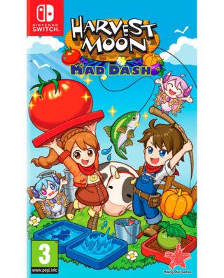 HARVEST MOON MAD DASH – Nintendo Switch