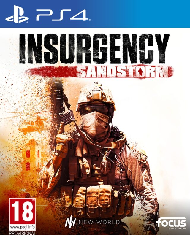 INSURGENCY SANDSTORM PACKSHOT PS4
