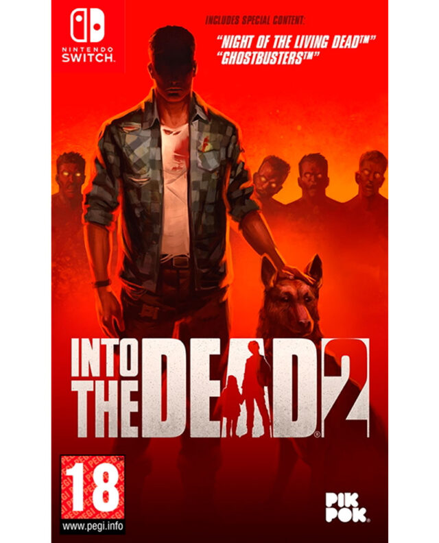 INTO THE DEAD 2 nts
