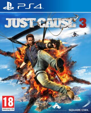 JUST CAUSE 3 – PS4