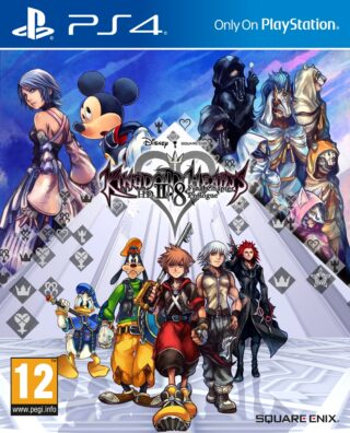 KINGDOM HEARTS HD 2.8 – PS4