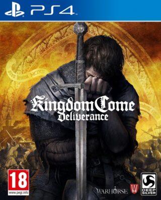 KINGDOM COME DELIVERANCE – PS4