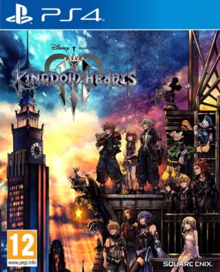 KINGDOM HEARTS III – PS4