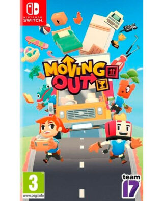 MOVING OUT – Nintendo Switch