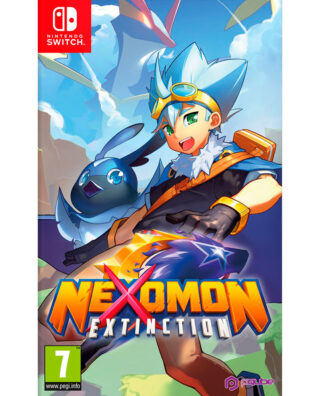 NEXOMON EXTINCTION – Nintendo Switch