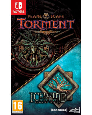 PLANESCAPE TORMENT & ICEWIND DALE ENHANCED EDITION – Nintendo Switch