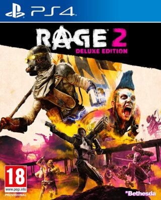 RAGE 2 DELUXE EDITION – PS4